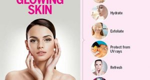 Easy Tips To Achieve Healthy Glowing Skin